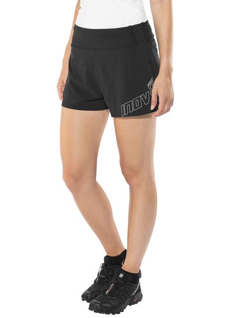 "inov-8 AT/C 2.5"" Racer Shorts Women black"